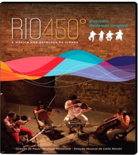 Rio 450 [Blu-ray]