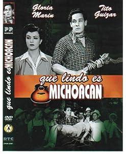QUE LINDO ES MICHOACAN (Beautiful Michoacan) Tito Guizar, Gloria Marin (English subtitles)