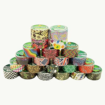 Duck Brand Totally Tie Dye Printed Duct Tape from Amazon.com, LLC *** KEEP PORules ACTIVE ***