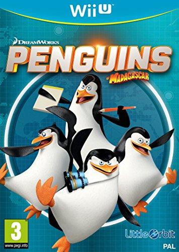 Penguins of Madagascar  (Wii U)