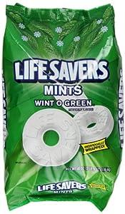 Lifesavers Mints, Wint-O-Green, 41 Oz