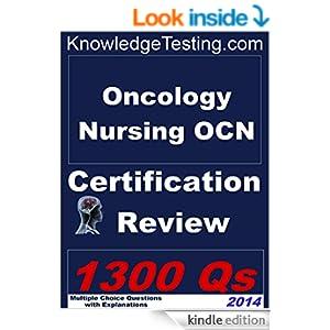 ONCC-OCN Exam Practice Questions