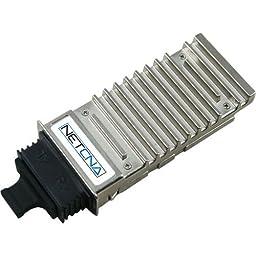 X2-10GB-LR Cisco COMPATIBLE Transceiver Module - 10GBASE-LR X2 for SMF, 1310-nm wavelength, 10km, SC duplex connector