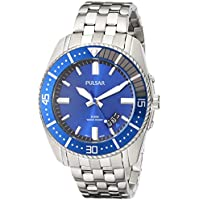 Pulsar PS9319 Analog Display Japanese Quartz Men's Watch