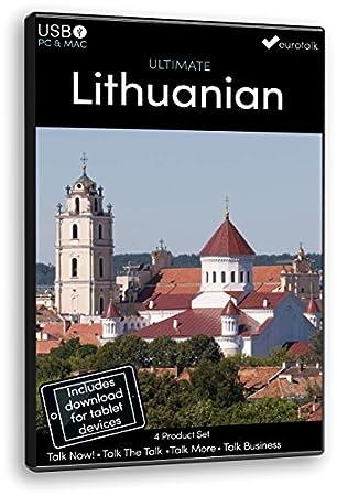 Ultimate Lithuanian (PC/Mac)