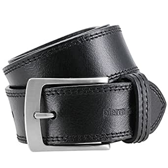 If you think men's belts are just for keeping trousers up, think again. Brown or black, rugged or designer, a good leather belt makes a real statement and is any man's wardrobe essential.