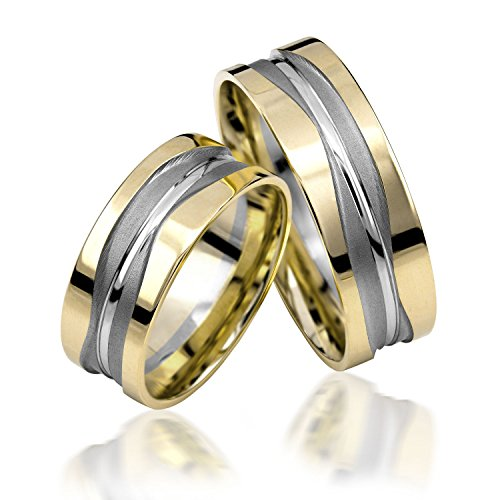 bi-colour-333-gold-wedding-rings-with-engraving-set-of-2
