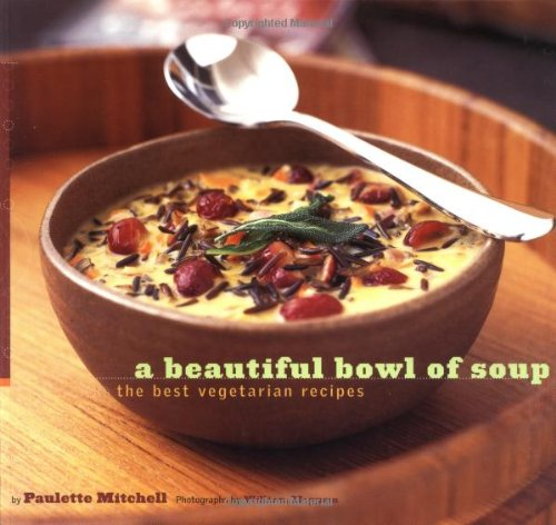 A Beautiful Bowl of Soup: The Best Vegetarian Recipes (Vegetarian Soup Recipe Book compare prices)