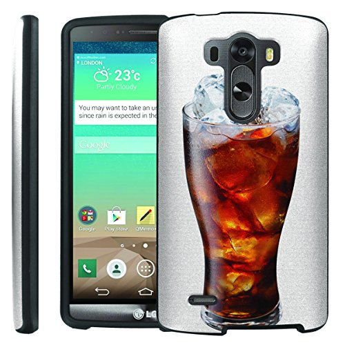 [Maniagear] Design Graphic Image Shell Cover Hard Case (Drink Up) For Lg G3