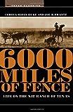 6000 Miles of Fence (M.K. Brown Range Life Series)