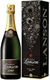 Lanson Champagne Black Label Non Vintage Brut Gift Box 75 cl