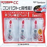 トンボ鉛筆 修正テープ MONO CC5 KCB-326 3個