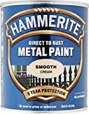 Hammerite Direct to Rust Metal Paint Smooth Finish Misty Lake 750ml