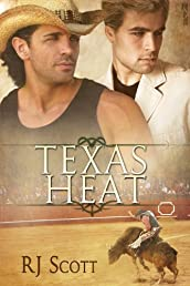 Texas Heat (The Heart of Texas)
