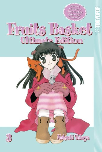 Fruits Basket Ultimate Edition Volume 3 (Fruits Basket)