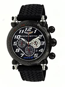 Equipe Corvette Zr1 Mens Watch (Grey, Black And White)