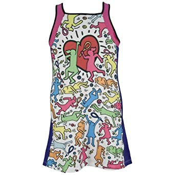 Buy Girls` Tennis Dress Print by Lucky In Love
