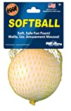 POOF-Slinky 150BL POOF 3.5-Inch Foam Softball Assorted Colors