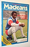 img - for Maclean's - Canada's Weekly Newsmagazine, November 3, 1975 - Montreal Alouette Running Back Johnny Rodgers Cover Photo book / textbook / text book