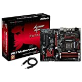 Asrock P67 Performance Sockel 1155 Mainboard (ATX, Intel P67, DDR3 Speicher, USB 3.0)