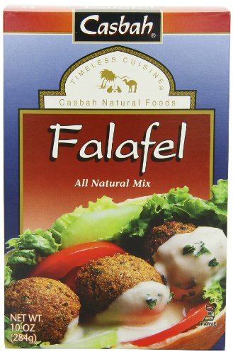 Casbah Falafel, 10-Ounce Boxes (Pack of 12)