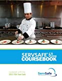 img - for ServSafe CourseBook with Online Exam Voucher 6th Edition Revised (6th Edition) book / textbook / text book