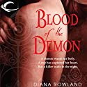 Blood of the Demon (       UNABRIDGED) by Diana Rowland Narrated by Liv Anderson