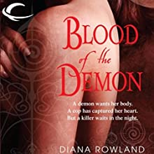 Blood of the Demon: Kara Gillian, Book 2 (       UNABRIDGED) by Diana Rowland Narrated by Liv Anderson