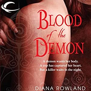 Blood of the Demon: Kara Gillian, Book 2 | [Diana Rowland]