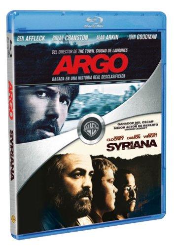 Pack: Argo + Syriana [Blu-ray]