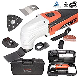 Arebos outil multifonctions oscillant multifunction tool for Comparatif outil multifonction oscillant
