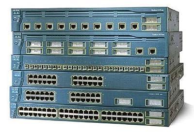 Cisco WS-C3550-12G 10x 1000BASE-X GBIC Catalyst Switch w/2 10/100/1000BASE-T Ports