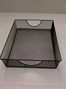Amazon Com Wire Mesh Tray Office Desk Trays Office