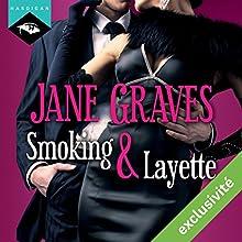 Smoking et Layette | Livre audio Auteur(s) : Jane Graves Narrateur(s) : Vera Pastrélie