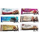 Quest Bundle: Variety Bundle: Pack of 12, 2 of Each ~ Quest Nutrition