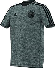 adidas DFB-Camiseta infantil de 3Stripes