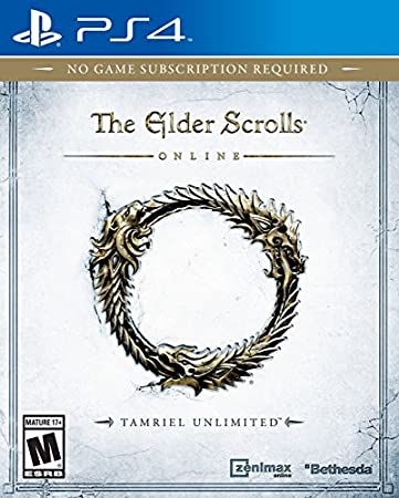 Elder Scrolls Online: Tamriel Unlimited - PS4 [Digital Code]