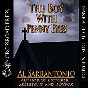 The Boy with Penny Eyes Audiobook