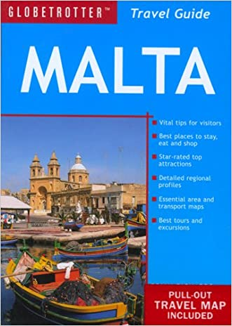 Malta Travel Pack (Globetrotter Travel Packs) written by Brian Richards