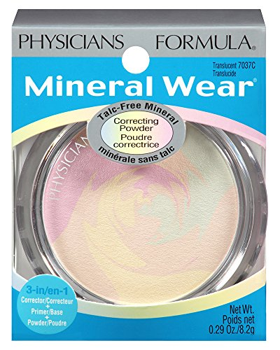 Physicians formula mineral wear talc-free mineral correcting concealer