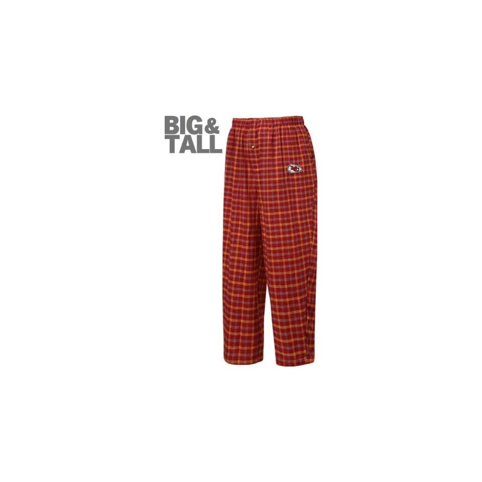 quality design 4c666 5e60e Kansas City Chiefs Big & Tall Flannel Pants on PopScreen