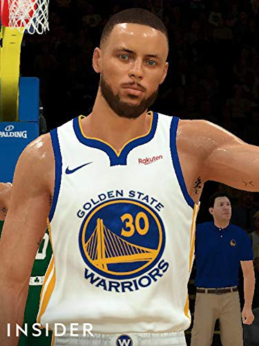How NBA 2K Makes Basketball Players Look Real In Video Games on Amazon Prime Instant Video UK
