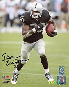 Darren McFadden Signed Autographed Oakland Raiders 8x10 Photo by Insider Sports Deals