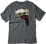 BSW Men's 300 Chuck Norris Sparta Movie Shirt XL Charcoal
