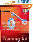 MCAD/MCSD Self-Paced Training Kit: Implementing Security for Applications with Microsoft® Visual Basic® .NET and Microsoft Visual C#® ... Visual C#(r) .Net (Pro-Certification)