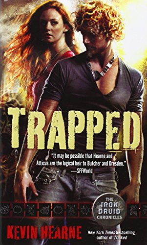 Image of Trapped (Iron Druid Chronicles)