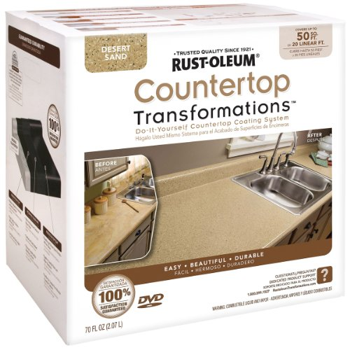 Countertop Paint Instructions : Rust-Oleum Cabinet Transformations, Small Kit, Espresso 263231 ...