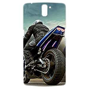 a AND b Designer Printed Mobile Back Cover / Back Case For OnePlus One (1Plus1_3D_2388)