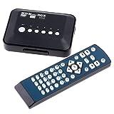 写真・動画プレーヤー SDカード/USBメモリの高画質画像をテレビで再生 1080P 出力テレビ メディア プレーヤー RMVB MKV サポート