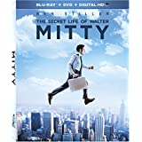 The Secret Life of Walter Mitty [Blu-ray] ~ Ben Stiller
